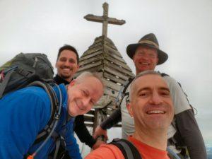 Gipfel Gerlitzen