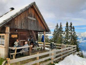 Blekovahütte